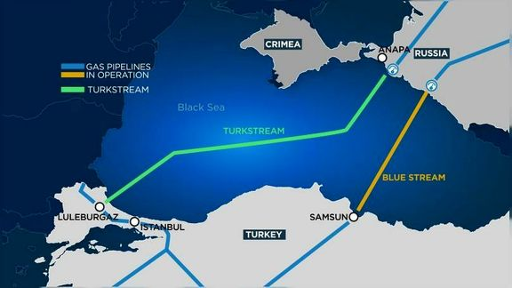 Turkey-Russia natural gas negotiations may stall amid spying allegations.