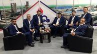 نمایشگاه بین المللی نفت و گاز دمشق با حضور شرکت پتروشیمی شیراز آغاز به کار کرد