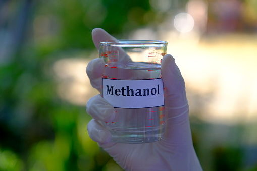 Methanex posts regional contract methanol prices for Asia Pacific, April 2021.
