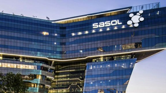 Sasol reverses fiscal 2020 earnings expectations of Louisiana petchem complex to a loss.