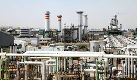 پروژه افزایش مصرف خوراک LPG در کوره های واحد الفین پتروشیمی تبریز