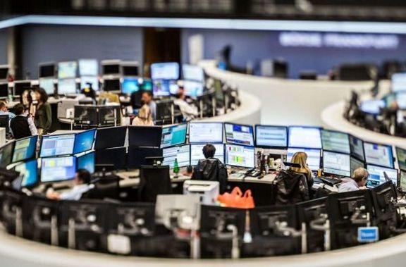 نزول شاخصهای اصلی بازارهای بورس کشورهای اروپایی