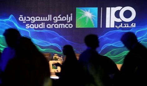CP Aramco price for  October 2021