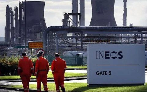 Ineos declares FM on acrylonitrile supply from UK Seal Sands.