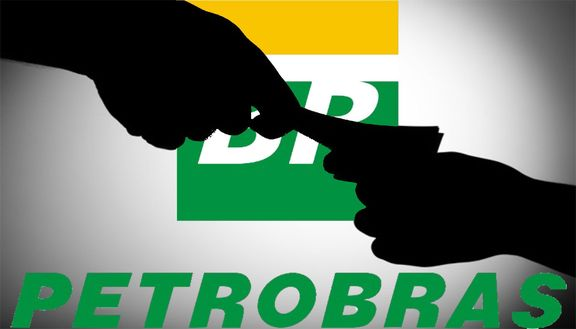 Petrobras unit head removed amid bribery allegations.