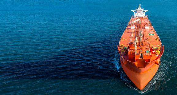 Iran builds 50 mil barrel oil armada as exports plunge.