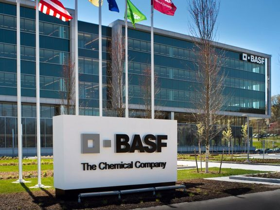 BASF declares force majeure from US TDI plant