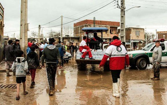 همیاری های شرکت پتروشیمی امیرکبیر در کمک به سیل زدگان نقاط مختلف کشور به خصوص استان خوزستان