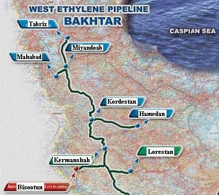 Western Ethylene Pipeline Situation