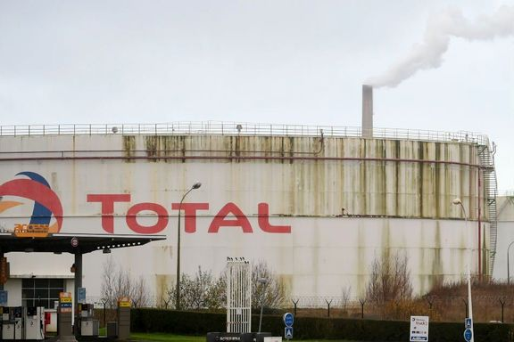 Total says French Gonfreville refinery only functioning partially after fire
