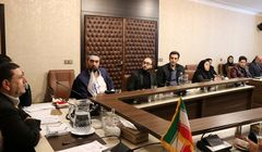 هیات رئیسه کمیسیون انرژی، صنایع پالایشی و پتروشیمی اتاق تعاون انتخاب شد