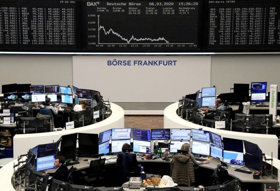 Europe stocks down with selling fever, end at near seven-month lows.
